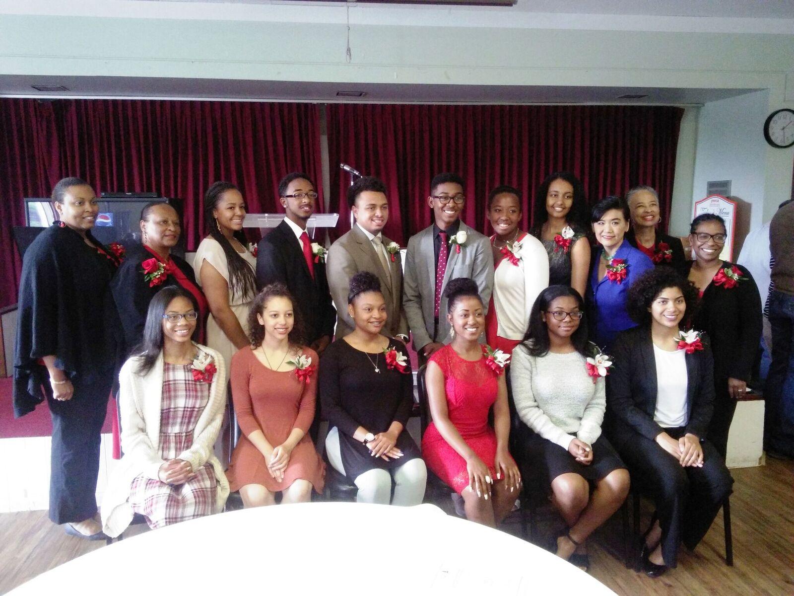"""Pasadena Deltas Present a """"Celebration of Excellence"""" - Los"""
