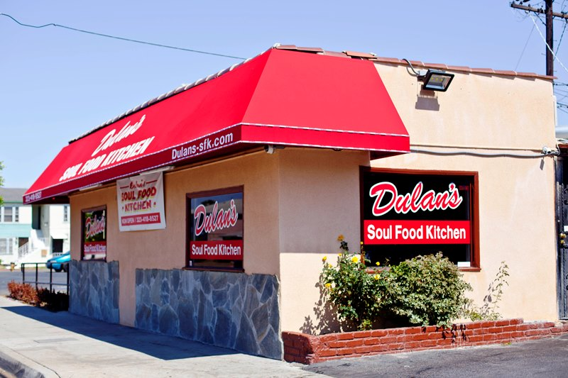Dulan\'s Soul Food Kitchen #2 relocates - Los Angeles Sentinel ...