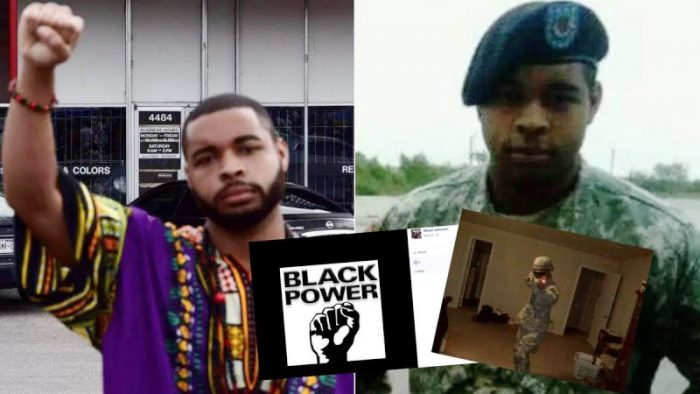 Micah Xavier Johnson was the lone gunman who opened fire on police during a Black Lives Matter protest in downtown Dallas on July 7. Courtesy Photo