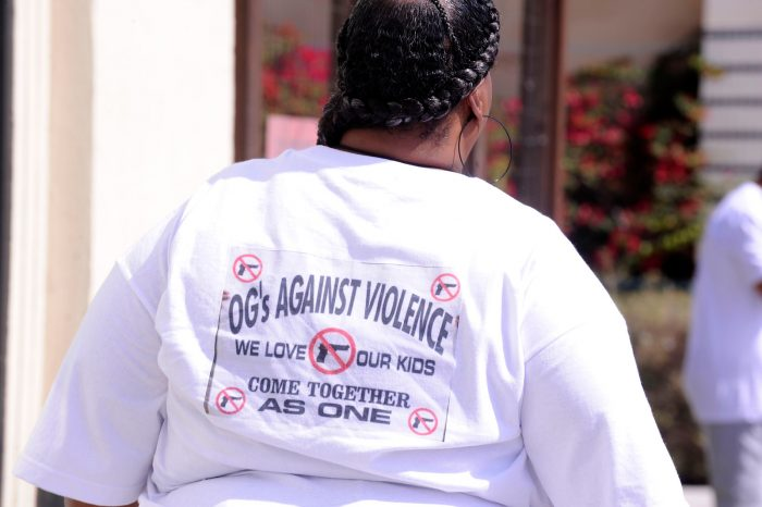 NATION OF ISLAM/ HUNT US NOT TODAYUNITED HOODS AND GANGS NATION MEET AT THE CHURCH OF SCIENTOLOGY ON SUNDAY JULY 17, 2016 PHOTOS BY VALERIE GOODLOE
