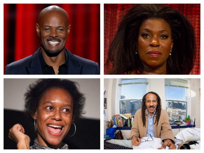 (Top l to r) Keenen Ivory Wayans, Lorraine Toussaint (bottom l to r) Laurens Grant, Louis Massiah
