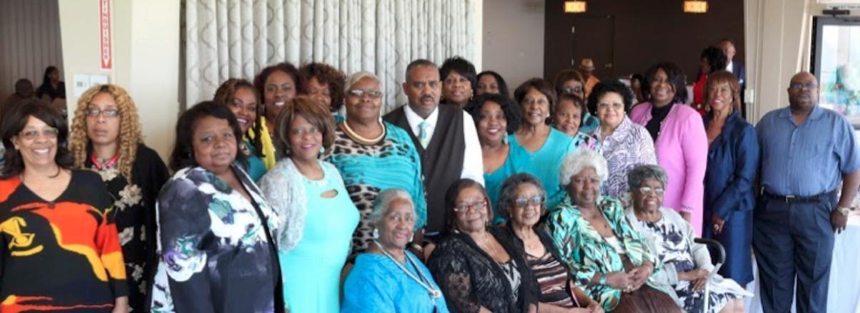 Members of Electa Chapter No. 3, OES, PHRA.