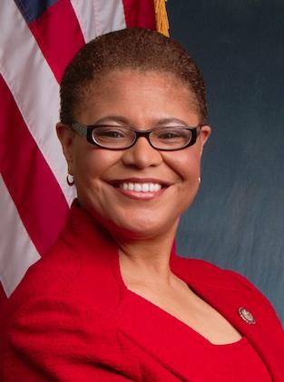 Congresswoman Karen Bass (file photo)
