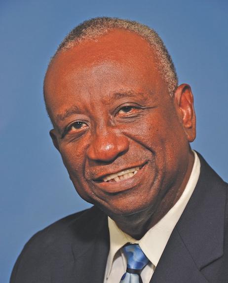 Pastor Larry Dozier