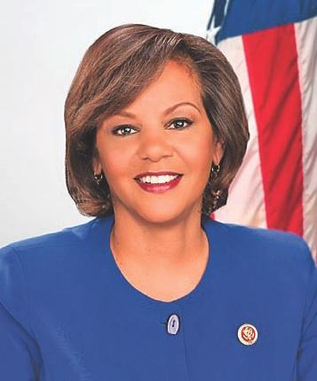Congresswoman Robin Kelly of Illinois