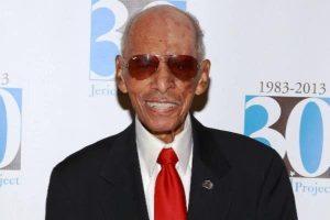 World War II veteran Dr. Roscoe C. Brown