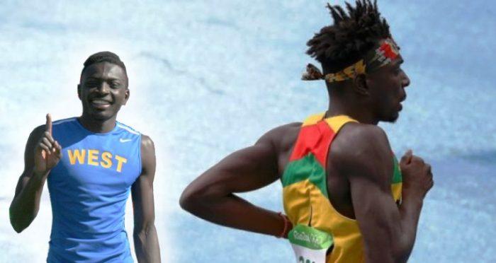 2016 Olympian Alex Amankwah