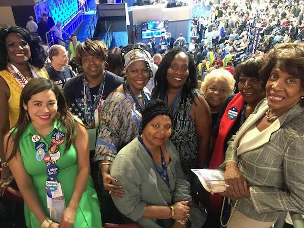 CA Delegates