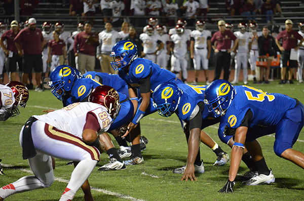 Crenshaw will play at home again on Oct. 7 against Manual Arts High school (Amanda Scurlock/L.A. Sentinel)
