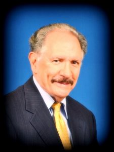 District 1 board member, Dr. George McKenna