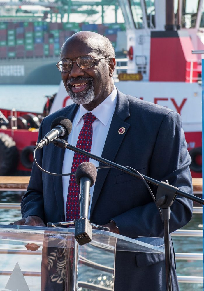 California State University Dominguez Hills President Willie Hagan (courtesy photo)