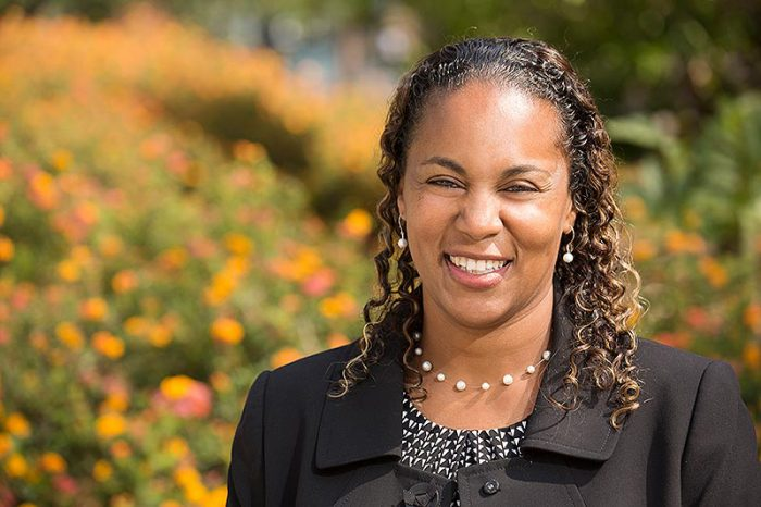 Newly appointed dean of Cal State University Fullerton Lisa Kirtman (courtesy photo)