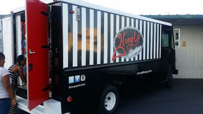 Hungup Truck