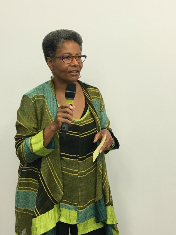 Co-Director of the Institute for Non-Violence in Los Angeles Avis Ridley-Thomas. (courtesy photo)