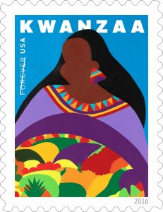 NAT - kwanzaa stamp