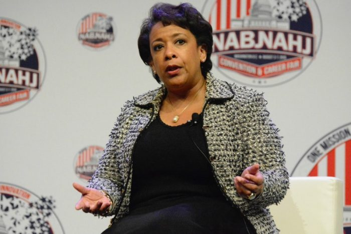 U.S. Attorney General Lorretta Lynch (courtesy photo)