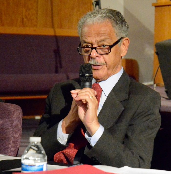 Robert Farrell, former Los Angeles 8th District Councilman (photo by Xavier Higgs)