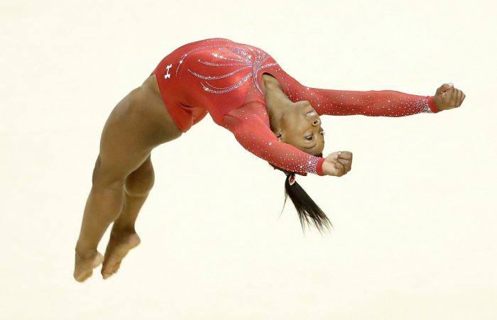 Rio Olympian Simone Biles (AP photo)