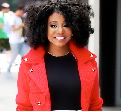 """Tracy Sanders releases her new book, """"Natural Hair in the Workplace: What are Your Rights?"""" According to Title VII law, """"Although the company has the authority to enforce dress and grooming codes, it cannot single out an ethnic hairstyle."""" Airic Lewis of Nirvana Studios Hollywood"""