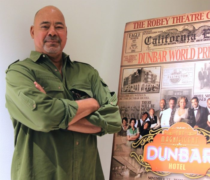 Renown actor and director Ben Guillory. (LA Sentinel / Zon D'Amour)