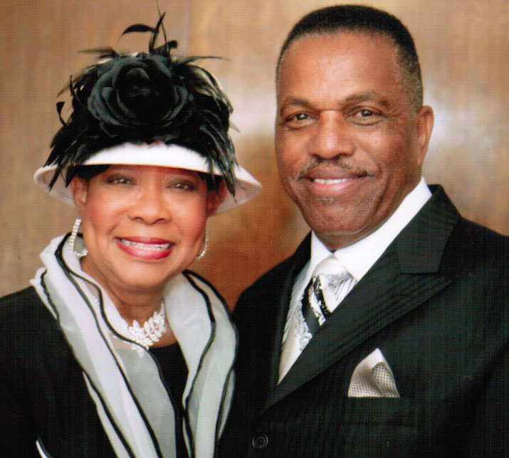 Bishop Leon and Dr. Jacqueline Martin