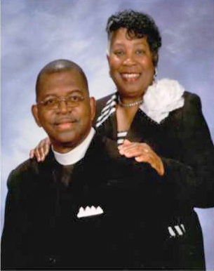Bishop and Mrs. Bobby Best