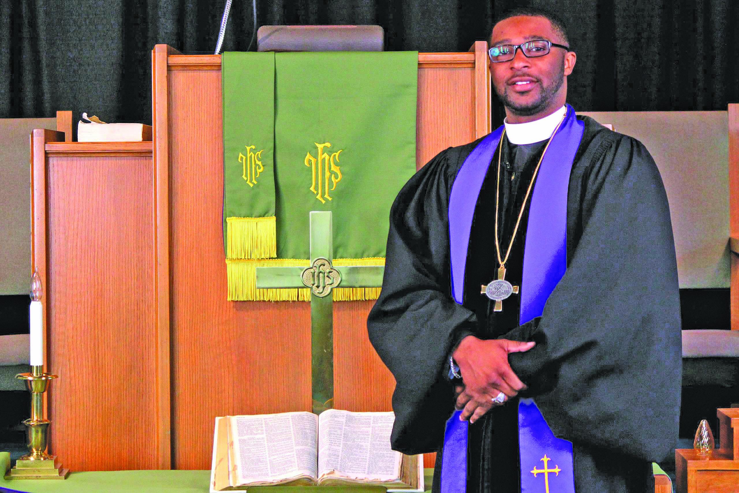 Rev. Andre' Loyd