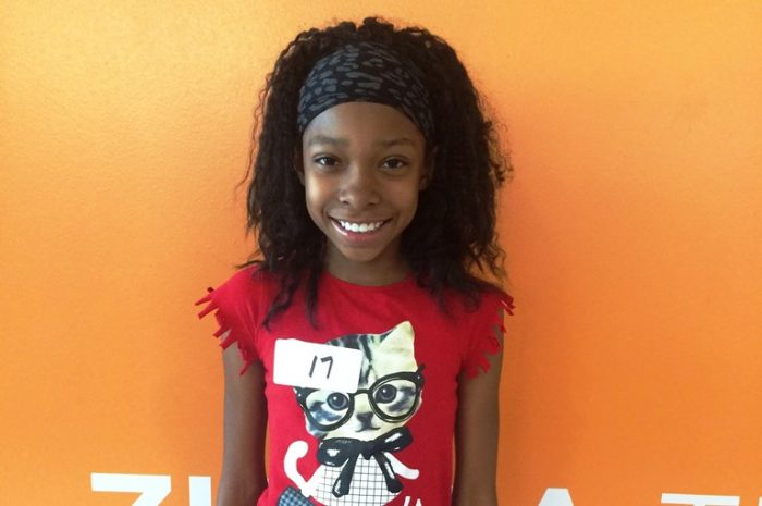 Sanaa Gray was a finalist for StarQuest4Kids in 2015. Sentinel File Photo
