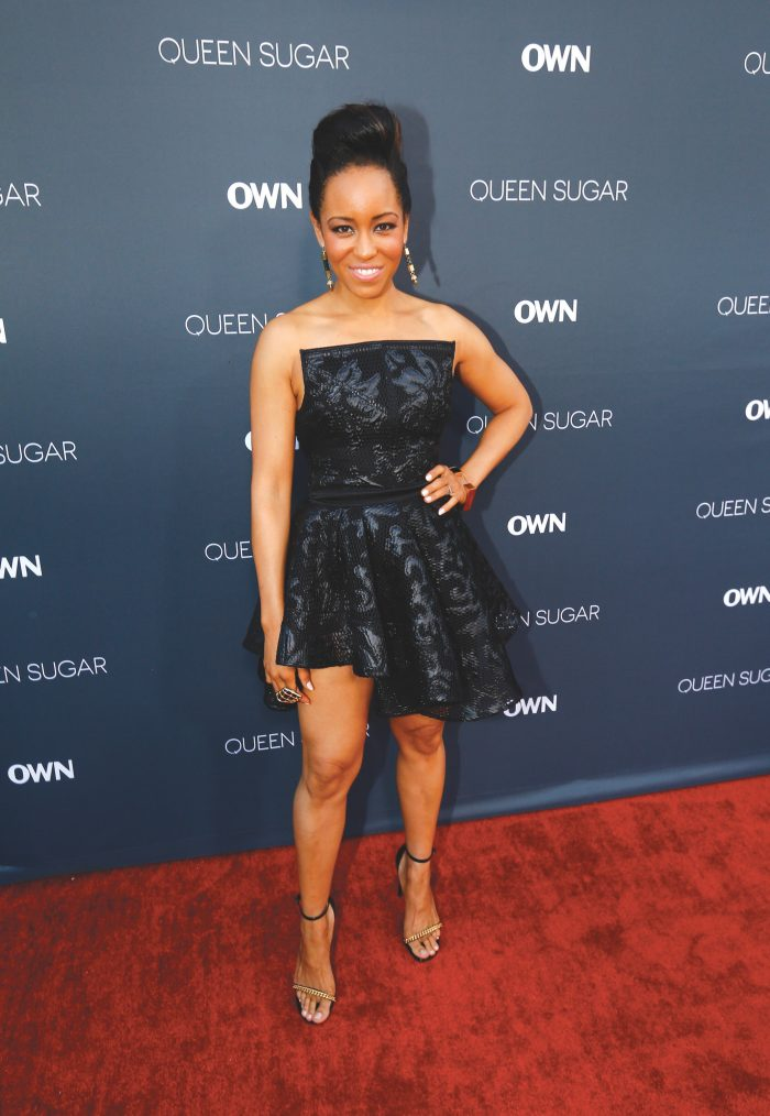 BURBANK, CA - AUGUST 29: Actress Dawn-Lyen Gardner attends OWN: Oprah Winfrey Network's Queen Sugar premiere at the Warner Bros. Studio Lot Steven J. Ross Theater on August 29, 2016 in Burbank, California. (Photo by Mark Davis/WireImage)