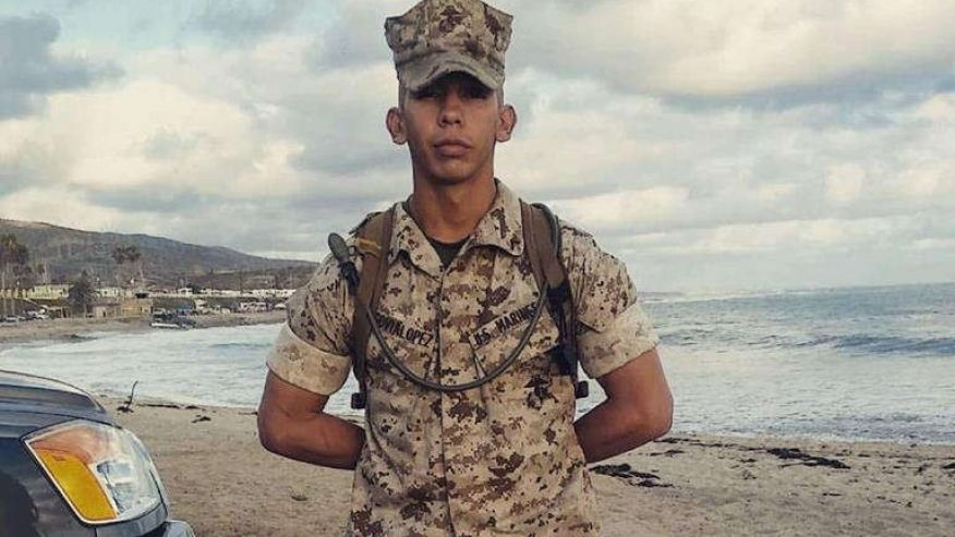 councilmember herb wesson proposes reward for marine killed in south