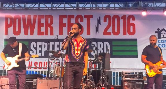 Bilal headlines South LA's PowerFest September 3rd. (Photo Credit: Woloftimes)
