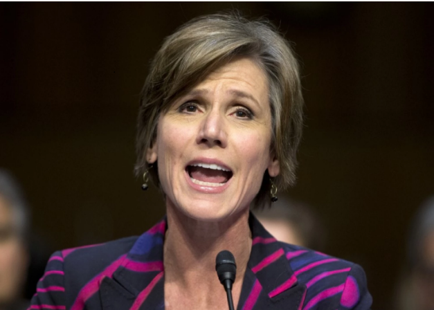 Deputy Attorney General Sally Yates instructed Justice Department officials Thursday to end its use of private prisons. (Carolyn Kaster/AP)