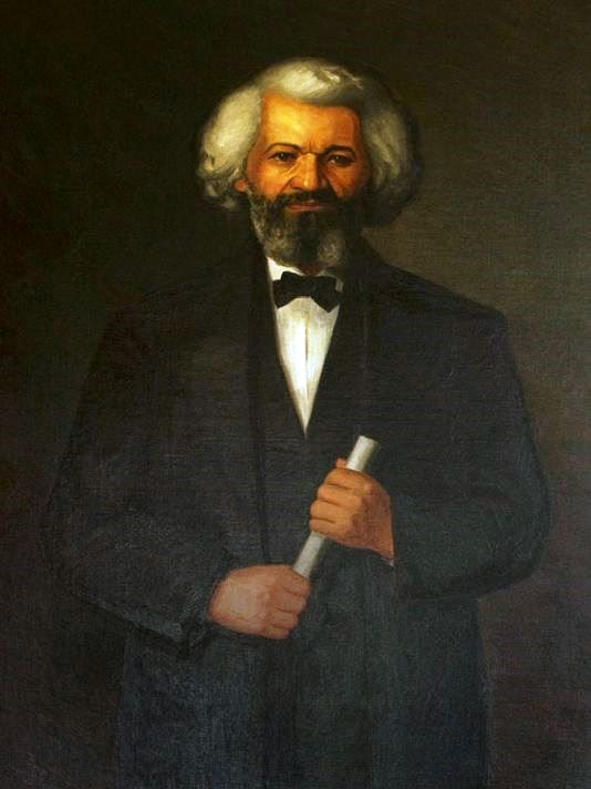 A portrait of Frederick Douglass as is appears in the National Park Service collection. (Photo: National Park Service