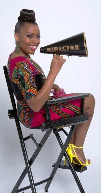 Screenwriter and producer, Shequeta Smith Courtesy Photo