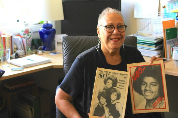 Between 1966-1982, L.A. Native, Regina Jones was one of the only women of color at the helm of a nationally recognized  publication. (Photo By: Zon D'Amour)
