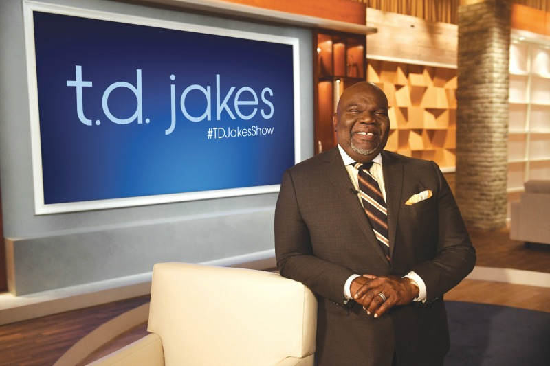 T D  Jakes Talks: Second Chances, Humble Beginnings & Knowing Your