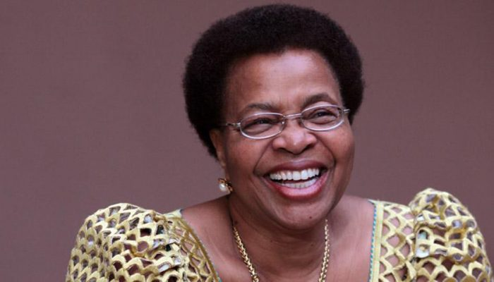 Graça Machel said that the primary mission of WIMN is to amplify the voices of women's movements, influence governance and promote women's leadership and contributions in the economic, social, and political development of Africa. (Graça Michel)
