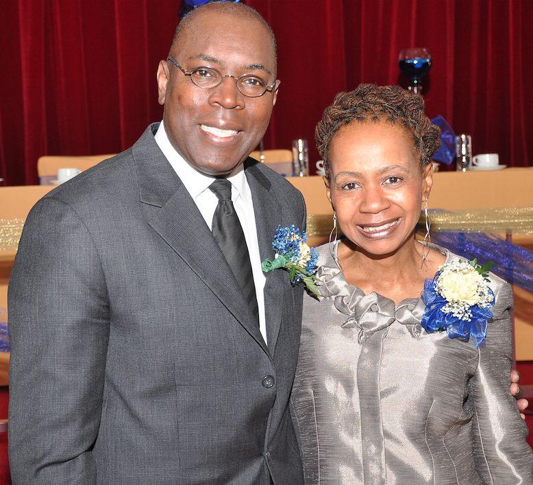 Pastor Alvin and Dr. Sandra Tunstill