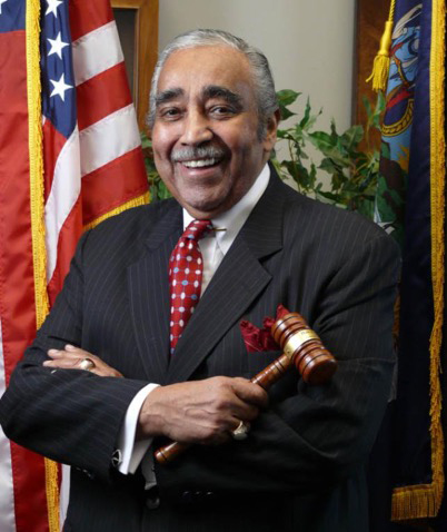 Rep. Charles Rangel was a founding member of the Congressional Black Caucus, the first Black chair of the highly-influential House Ways and Means Committee and the recipient of both a Purple Heart and Bronze Star for service in the U.S. Army. (Official Photo)