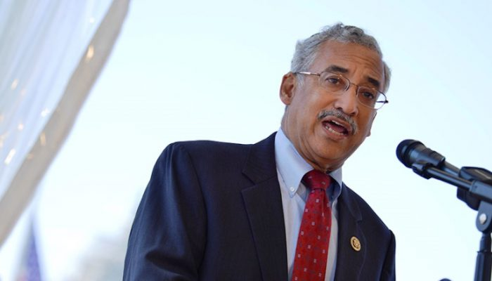 Rep. Bobby Scott (D-Va.) said that ensuring that all Americans have the opportunity to make a decent life for themselves and their families is the central challenge of our time. This photo was taken during a forum on criminal justice reform in Northwest Washington, D.C. in July 2015. (Freddie Allen/AMG/NNPA)