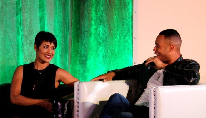 Grace and Trai Byers (courtesy photo)