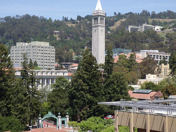 University of California, Berkeley (Amanda Scurlock/ L.A. Sentinel)