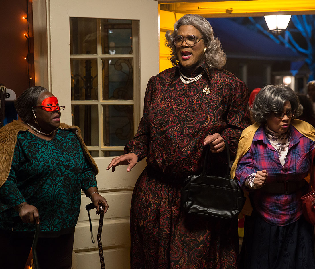 Film Review: Boo! A Madea Halloween - Los Angeles Sentinel | Los ...