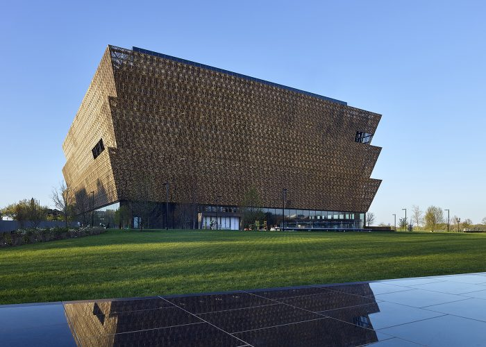 The Smithsonian National Museum of African-American History and Culture officially opens on Sept. 24 with President Barack Obama and other dignitaries scheduled to be on hand to dedicate the museum at an outdoor ceremony at 9 a.m. (Alan Karchmer/NMAAHC)