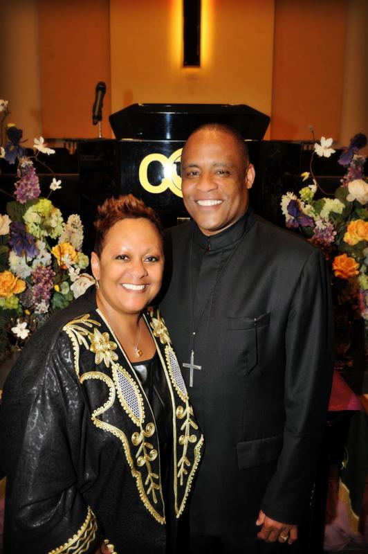 Pastor Mark and Rev. Dr. Mia Whitlock
