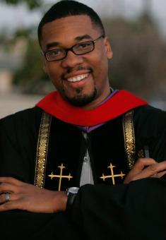 Pastor Shane B. Scott