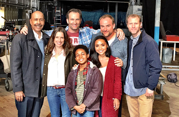 """The cast of """"Believe"""" (Courtesy Photo)"""
