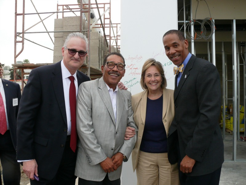 Kaiser Permanente West La >> Kaiser Baldwin Hills Celebrates Topping-Off - Los Angeles Sentinel | Los Angeles Sentinel ...