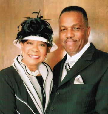 Dr. Jacqueline and Bishop Leon Martin