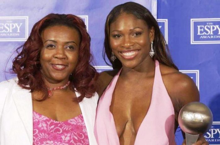 Williams poses with sister Yetunde Price. Tennis legends Venus and Serena Williams have joined forces to establish the Williams Sister Fund to collaborate on philanthropic efforts.  Their first endeavor will be launched in their hometown of Compton with the opening of the Yetunde Price Resource Center. Named after their eldest sister who was killed by senseless gun violence